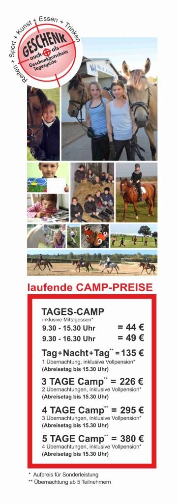 Preise Camp 2019